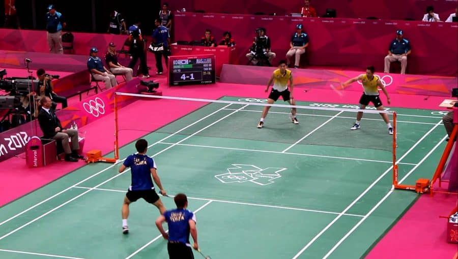all about badminton rules history sportsregras