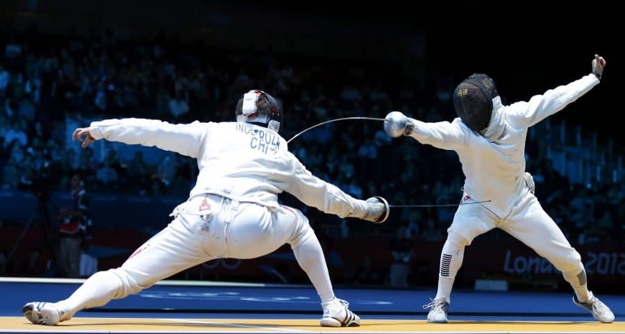 All About Fencing [ History, Rules,     ] - SportsRegras