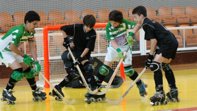 hockey su pattini
